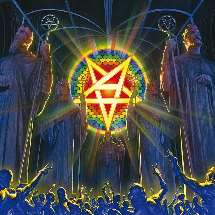 Anthrax - For All Kings big