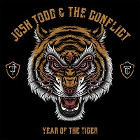 Josh Todd The Conflict Year Of The Tiger
