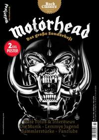 Motorhead Sonderheft Cover
